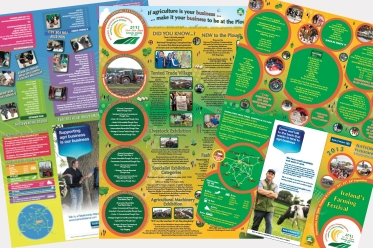 NATIONAL PLOUGHING CHAMPIONSHIPS BROCHURES
